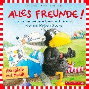 Cover-Bild zu Kleiner Rabe Socke: Alles Freunde! von Moost , Nele