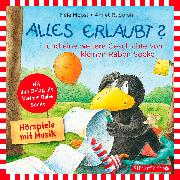 Cover-Bild zu Kleiner Rabe Socke: Alles erlaubt? von Moost , Nele