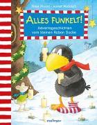 Cover-Bild zu Der kleine Rabe Socke: Alles funkelt! von Moost, Nele