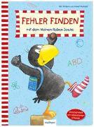 Cover-Bild zu Der kleine Rabe Socke: Fehler finden mit dem kleinen Raben Socke von Rudolph, Annet (Illustr.)