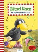 Cover-Bild zu Der kleine Rabe Socke: Rätsel lösen mit dem kleinen Raben Socke von Rudolph, Annet (Illustr.)