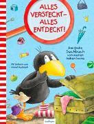 Cover-Bild zu Der kleine Rabe Socke: Alles versteckt - alles entdeckt! von Rudolph, Annet (Illustr.)
