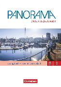 Cover-Bild zu Panorama, Deutsch als Fremdsprache, B1: Gesamtband, Übungsbuch DaZ mit Audio-CDs, Leben in Deutschland von Bajerski, Nadja