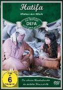 Cover-Bild zu Hatifa - Abenteuer einer Sklavin von Hartmann, Siegfried