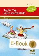 Cover-Bild zu Tag für Tag: Lesen macht stark! (eBook) von Rinderle, Bettina