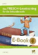 Cover-Bild zu Das FRESCH-Lesetraining für die Sekundarstufe (eBook) von Rinderle, Bettina