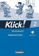 Cover-Bild zu Klick! Mathematik - Unterstufe, Alle Bundesländer - Förderschule, 2. Schuljahr, Kopiervorlagen mit CD-ROM von Burkhart, Silke