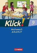 Cover-Bild zu Klick! Mathematik - Mittel-/Oberstufe, Alle Bundesländer, 9. Schuljahr, Arbeitsheft von Jacob, Daniel