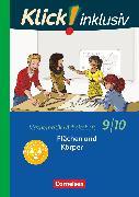 Cover-Bild zu Klick! inklusiv, Mathematik, 9./10. Schuljahr, Flächen und Körper, Arbeitsheft 5 von Jenert, Elisabeth