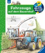 Cover-Bild zu Wieso? Weshalb? Warum? Fahrzeuge auf dem Bauernhof (Band 57) von Erne, Andrea