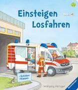 Cover-Bild zu Einsteigen - Losfahren von Gernhäuser, Susanne