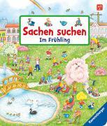 Cover-Bild zu Sachen suchen: Im Frühling von Gernhäuser, Susanne