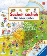 Cover-Bild zu Sachen suchen: Die Jahreszeiten von Gernhäuser, Susanne