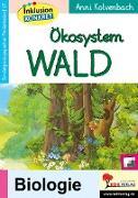 Cover-Bild zu Ökosystem Wald von Kolvenbach, Anni