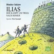 Cover-Bild zu Ilias. 4 CDs von Inkiow, Dimiter