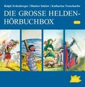 Cover-Bild zu Die große Helden-Hörbuchbox von Inkiow, Dimiter