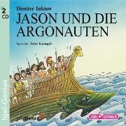 Cover-Bild zu Jason und die Argonauten. 2 CDs von Inkiow, Dimiter