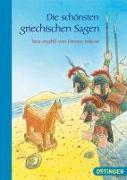 Cover-Bild zu Die schönsten griechischen Sagen von Inkiow, Dimiter (Illustr.)
