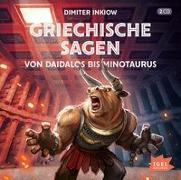 Cover-Bild zu Griechische Sagen von Inkiow, Dimiter