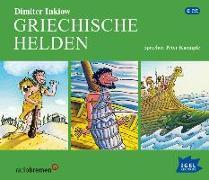 Cover-Bild zu Griechische Helden von Inkiow, Dimiter