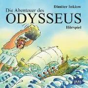 Cover-Bild zu Die Abenteuer des Odysseus von Inkiow, Dimiter