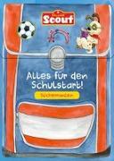 Cover-Bild zu Scout - Alles für den Schulstart! von Riemann, Alexa (Illustr.)
