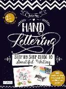 Cover-Bild zu Hand Lettering von Haas, Katja
