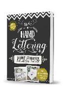 Cover-Bild zu Handlettering- Schöne Schriften Schritt für Schritt von Haas, Katja