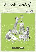 Cover-Bild zu Umweltfreunde, Berlin/Brandenburg - Ausgabe 2016, 4. Schuljahr, Handreichungen für den Unterricht - Brandenburg von Lucke, Angela