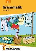 Cover-Bild zu Grammatik Deutsch 1./2. Klasse von Guckel, Andrea