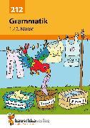 Cover-Bild zu Grammatik 1./2. Klasse (eBook) von Guckel, Andrea