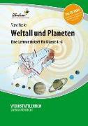 Cover-Bild zu Weltall und Planeten (Set) von Hasler, Mara