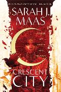 Cover-Bild zu House of Earth and Blood von Maas, Sarah J.