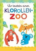 Cover-Bild zu Wir basteln einen Klorollen-Zoo. Das Bastelbuch mit 40 lustigen Tieren aus Klorollen: Gorilla, Krokodil, Python, Papagei und vieles mehr. Ideal für Kindergarten- und Kita-Kinder (eBook) von Pautner, Norbert