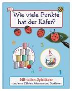 Cover-Bild zu Wie viele Punkte hat der Käfer? von Jariv, Ronit (Übers.)