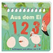 Cover-Bild zu Aus dem Ei - 1 2 3 von Grimm, Sandra