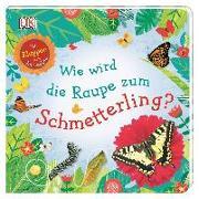 Cover-Bild zu Wie wird die Raupe zum Schmetterling?