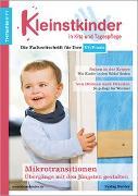 Cover-Bild zu Mikrotransitionen mit den Jüngsten gestalten - drinnen & draußen von Gutknecht, Dorothee