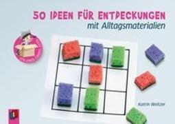 Cover-Bild zu Kita-Kinder-Lernspiel-Kisten.50 Ideen für Entdeckungen mit Alltagsmaterialien von Weitzer, Katrin