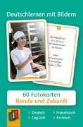 Cover-Bild zu Deutschlernen mit Bildern: Berufe und Zukunft von Verlag an der Ruhr, Redaktionsteam