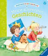 Cover-Bild zu Meine allerersten Geschichten von Grimm, Sandra