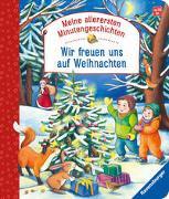 Cover-Bild zu Wir freuen uns auf Weihnachten von Pooch, Anna