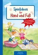 Cover-Bild zu Spielideen für Hand und Fuß von Klein, Suse