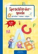 Cover-Bild zu Sprachförderspiele von Klein, Suse