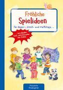 Cover-Bild zu Fröhliche Spielideen von Klein, Suse