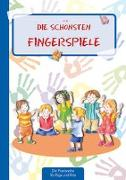 Cover-Bild zu Die schönsten Fingerspiele von Klein, Suse