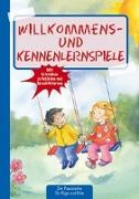 Cover-Bild zu Willkommens- und Kennenlernspiele von Klein, Suse