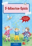 Cover-Bild zu 5-Minuten Spiele von Klein, Suse