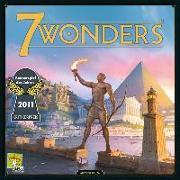 Cover-Bild zu 7 Wonders von Bauza, Antoine