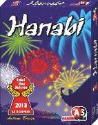 Cover-Bild zu Hanabi von Bauza, Antoine